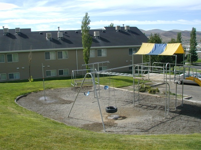 Playground at Parkway Elko Nevada